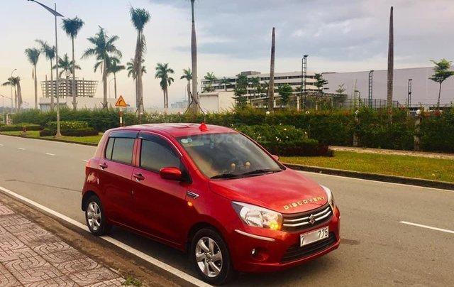 Bán xe Suzuki Celerio MT 2019, màu đỏ, xe nhập3