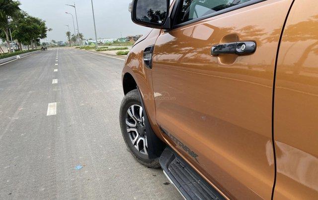 Bán gấp Ford Ranger Wildtrak 2.0 2019 chưa được 1000km1