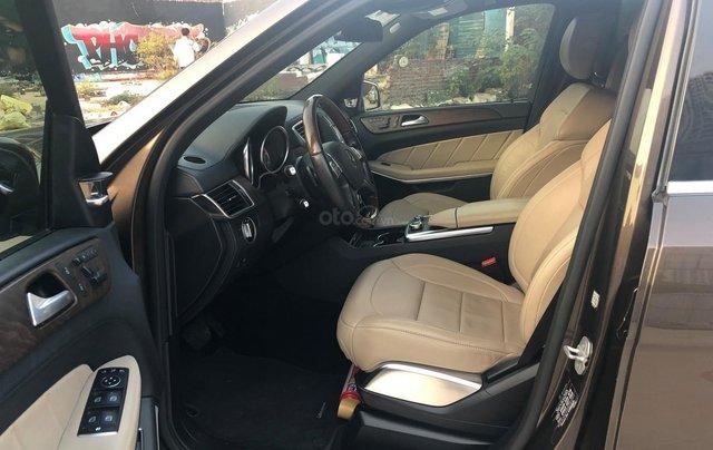 Bán Mercedes-Benz GL500 4 Matic sản xuất 2014 đăng ký 2015 tên cá nhân4