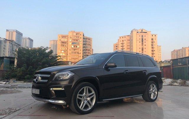Bán Mercedes-Benz GL500 4 Matic sản xuất 2014 đăng ký 2015 tên cá nhân2