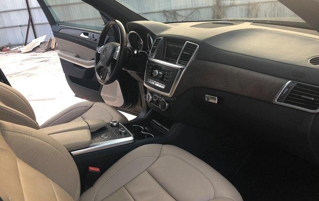 Bán Mercedes-Benz GL500 4 Matic sản xuất 2014 đăng ký 2015 tên cá nhân7