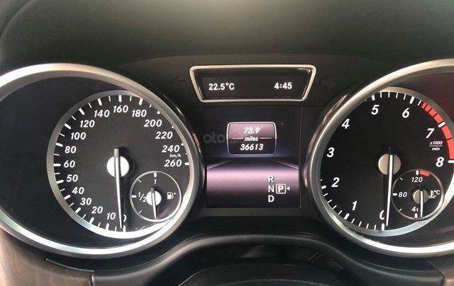 Bán Mercedes-Benz GL500 4 Matic sản xuất 2014 đăng ký 2015 tên cá nhân6