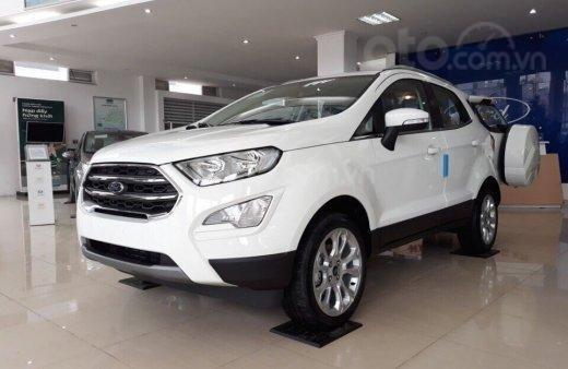 Ford Ecosport giảm giá sâu cuối năm, tặng bảo hiểm, film cách nhiệt, camera2