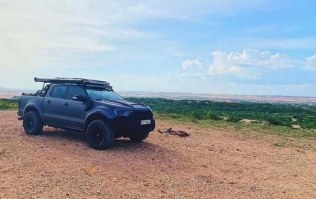 Cần bán xe Ford Ranger Wildtrak 3.2L 4x4 AT đời 2017, nhập khẩu nguyên chiếc, 810tr0