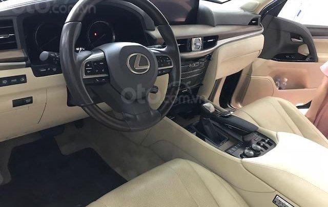 Bán Lexus LX570 Luxury xuất Mỹ model mới 2016, đăng ký tên công ty xe 1 chủ5