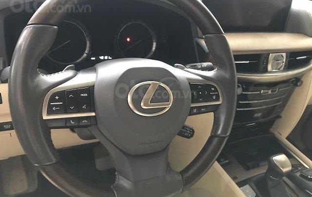 Bán Lexus LX570 Luxury xuất Mỹ model mới 2016, đăng ký tên công ty xe 1 chủ6