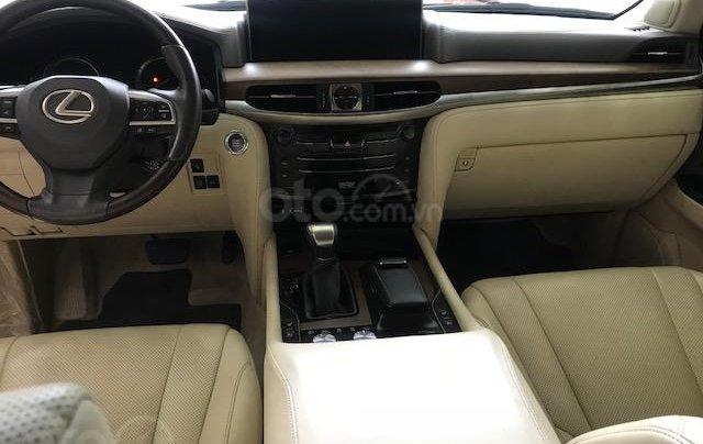Bán Lexus LX570 Luxury xuất Mỹ model mới 2016, đăng ký tên công ty xe 1 chủ8