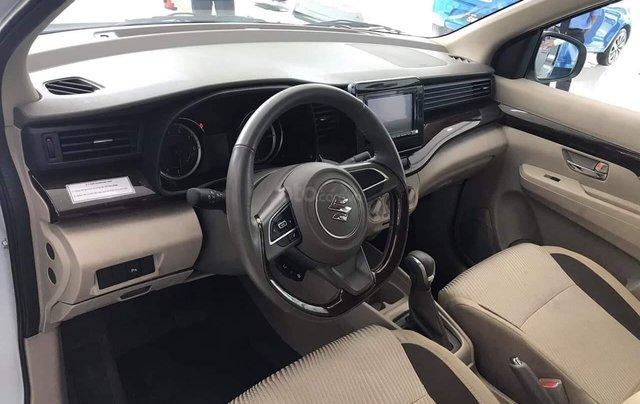 Bán nhanh chiếc xe Suzuki Ertiga GLX AT năm sản xuất 2019, màu trắng3
