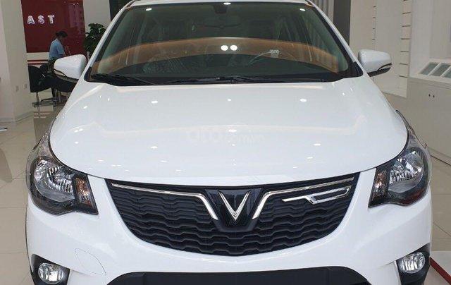 Vinfast Ô Tô Mỹ Đình - Giảm giá sâu - tặng phụ kiện hấp dẫn khi mua VinFast Fadil 1.4L đời 2020, màu trắng1