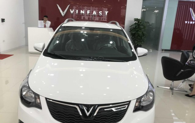 Vinfast Ô Tô Mỹ Đình - Giảm giá sâu - tặng phụ kiện hấp dẫn khi mua VinFast Fadil 1.4L đời 2020, màu trắng9