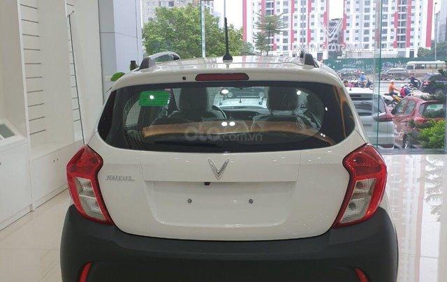 Vinfast Ô Tô Mỹ Đình - Giảm giá sâu - tặng phụ kiện hấp dẫn khi mua VinFast Fadil 1.4L đời 2020, màu trắng11