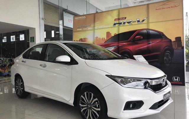 Giảm giá sốc cuối năm chiếc xe Honda City Top 1.5 đời 2019, màu trắng - Có sẵn xe - Giao nhanh toàn quốc3