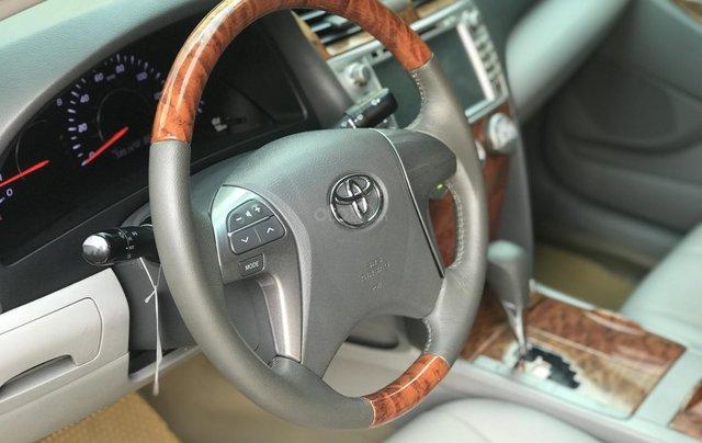 Bán Toyota Camry LE 2.5L sản xuất năm 2009, màu đen, nhập Mỹ8
