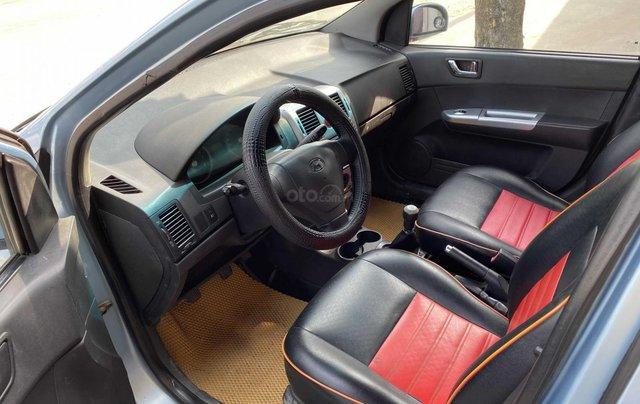 Cần bán xe Hyundai Getz đời 2009, màu xanh lam xe nhập giá tốt 179 triệu đồng5