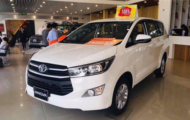 Bán ô tô Toyota Innova 2.0 năm sản xuất 2019, màu trắng6