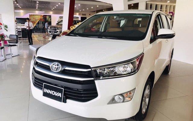 Bán ô tô Toyota Innova 2.0 năm sản xuất 2019, màu trắng5