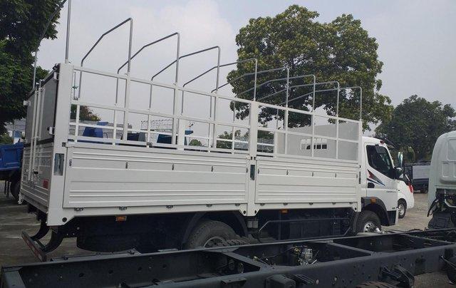 Bán xe tải Mitsubishi 5 tấn máy 140PS, thùng dài 5,3m và 6.1m đóng đủ loại thùng, hỗ trợ trả góp1