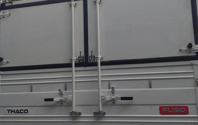 Bán xe tải Mitsubishi 5 tấn máy 140PS, thùng dài 5,3m và 6.1m đóng đủ loại thùng, hỗ trợ trả góp2