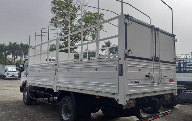 Bán xe tải Mitsubishi 5 tấn máy 140PS, thùng dài 5,3m và 6.1m đóng đủ loại thùng, hỗ trợ trả góp3