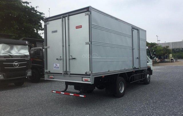 Bán xe tải Mitsubishi 5 tấn máy 140PS, thùng dài 5,3m và 6.1m đóng đủ loại thùng, hỗ trợ trả góp6
