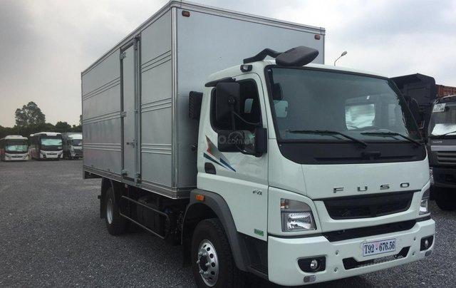 Bán xe tải Mitsubishi 5 tấn máy 140PS, thùng dài 5,3m và 6.1m đóng đủ loại thùng, hỗ trợ trả góp8
