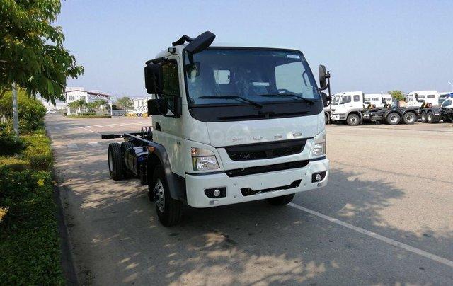 Bán xe tải Mitsubishi 5 tấn máy 140PS, thùng dài 5,3m và 6.1m đóng đủ loại thùng, hỗ trợ trả góp11