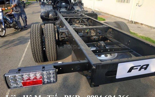 Bán xe tải Mitsubishi 5 tấn máy 140PS, thùng dài 5,3m và 6.1m đóng đủ loại thùng, hỗ trợ trả góp12