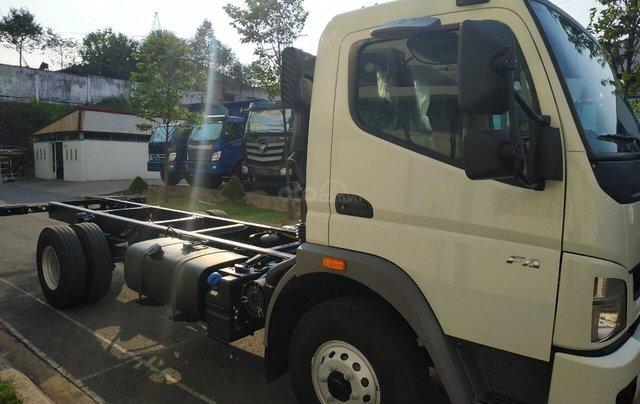 Bán xe tải Mitsubishi 5 tấn máy 140PS, thùng dài 5,3m và 6.1m đóng đủ loại thùng, hỗ trợ trả góp14