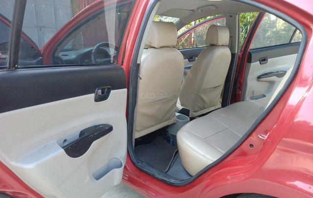 Bán Hyundai Verna năm 2008, màu đỏ xe gia đình, giá 145 triệu đồng6