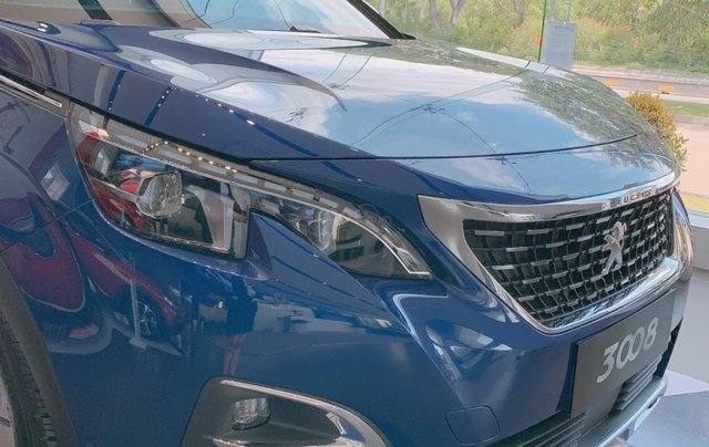 Bán xe Peugeot 3008 xe mới, giá tốt nhất miền Nam, khuyến mãi khủng chưa từng có, giao ngay0