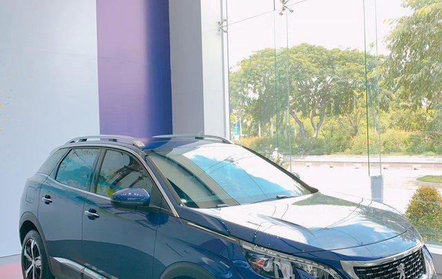 Bán xe Peugeot 3008 xe mới, giá tốt nhất miền Nam, khuyến mãi khủng chưa từng có, giao ngay2