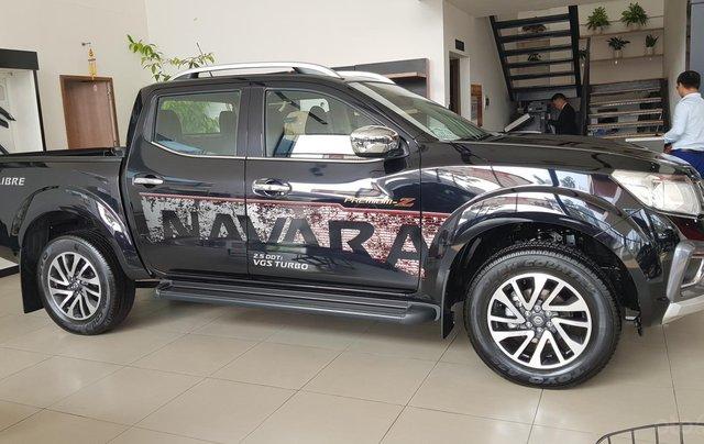 Nhanh tay sở hữu xe bán tải vượt trội - Nissan Navara EL Premium Z bản cao cấp đời mới nhất, xe nhập khẩu từ Thái Lan0