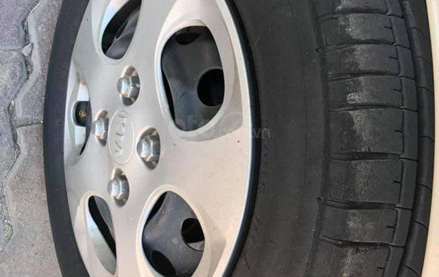 Bán ô tô Kia Morning Van sản xuất năm 2012, màu kem (be), nhập khẩu nguyên chiếc giá cạnh tranh -Liên hệ 09795361689
