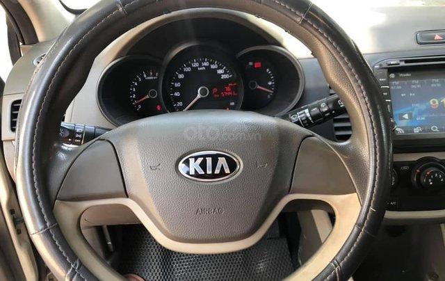 Bán ô tô Kia Morning Van sản xuất năm 2012, màu kem (be), nhập khẩu nguyên chiếc giá cạnh tranh -Liên hệ 09795361685