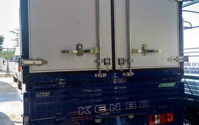 Bán xe tải Kenbo sản xuất 2019 tải trọng 990kg, giá chỉ 185 triệu đồng, tặng phí trước bạ và bảo hiểm TNDS4
