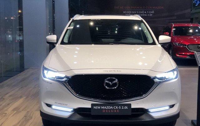Bán Mazda CX5 new 2020 giao xe ngay chỉ với 200 triệu, LH trực tiếp để biết thêm khuyến mại1