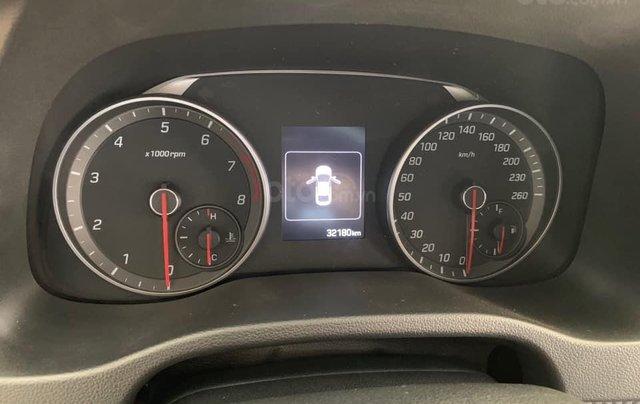 Bán xe Hyundai Elantra Turbo Sport đời 2018, màu đen, giá 668tr7