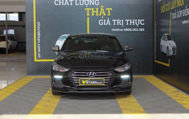 Hyundai Elantra Turbo 1.6AT 2018, xe cực đẹp, cực mới2