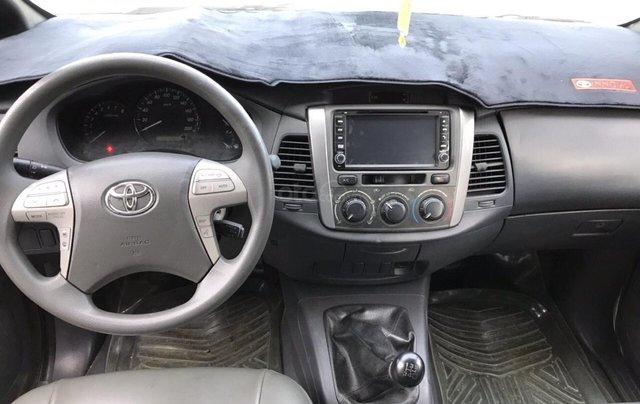 Bán xe Toyota Innova năm 2012, màu vàng3