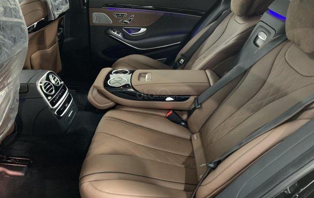 Mercedes S450 Luxury - Ưu đãi tiền mặt hoặc phụ kiện Mercedes Benz9