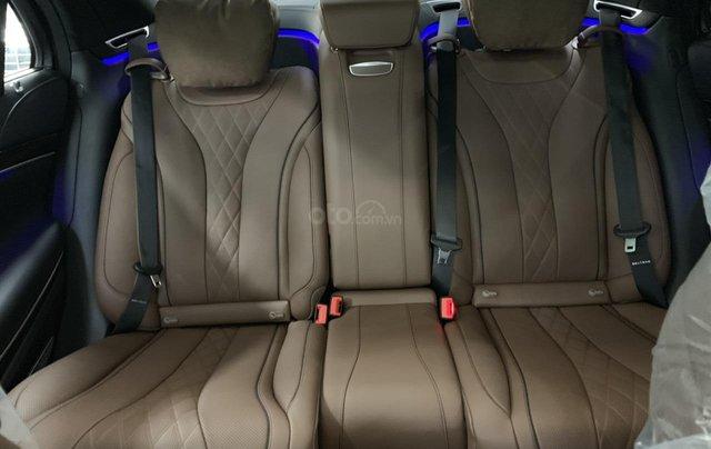 Mercedes S450 Luxury - Ưu đãi tiền mặt hoặc phụ kiện Mercedes Benz8