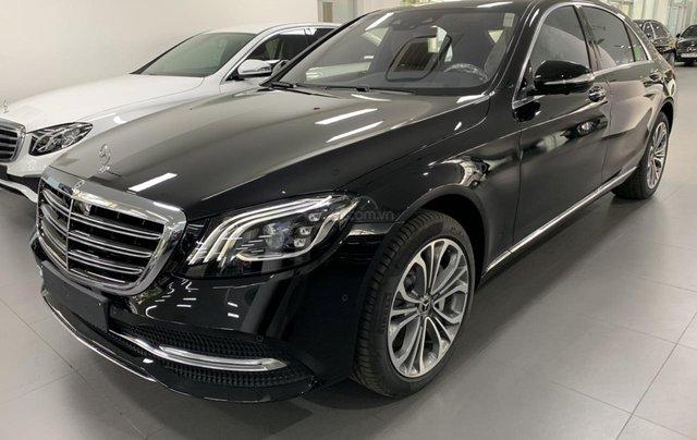Mercedes S450 Luxury - Ưu đãi tiền mặt hoặc phụ kiện Mercedes Benz4