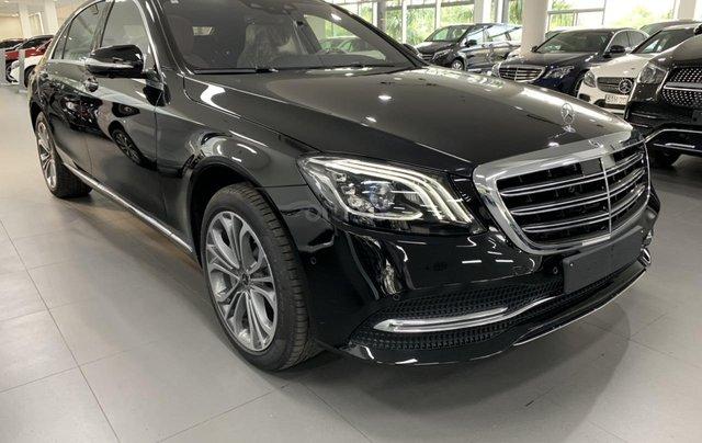 Mercedes S450 Luxury - Ưu đãi tiền mặt hoặc phụ kiện Mercedes Benz1