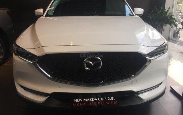 Cần bán Mazda CX 5 sản xuất 2019, màu trắng, giá tốt2