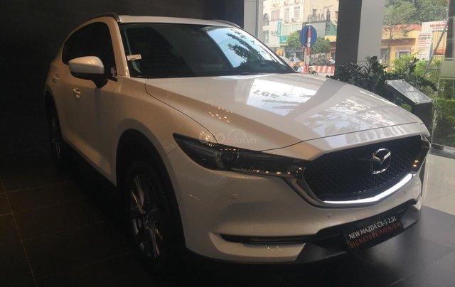 Cần bán Mazda CX 5 sản xuất 2019, màu trắng, giá tốt0