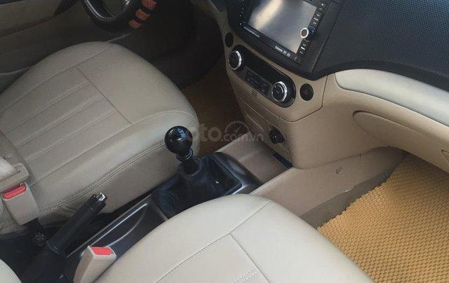 Chevrolet Aveo 2014, đăng kí 2015, màu đen, số sàn. Xe zin đẹp full chức năng6