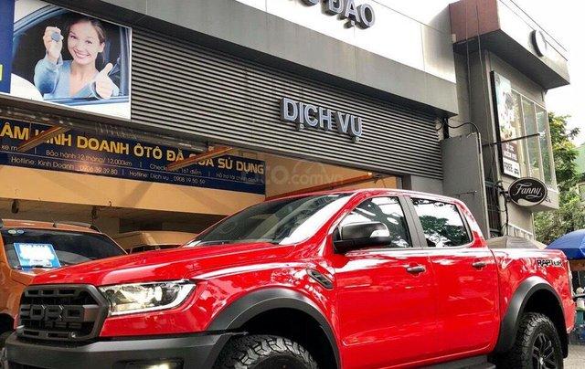 Tậu xe đi tết _ Bán Ford Ranger Raptor 2019 nhập khẩu giá tốt trả góp cao LH 09742860090
