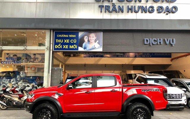 Tậu xe đi tết _ Bán Ford Ranger Raptor 2019 nhập khẩu giá tốt trả góp cao LH 09742860091