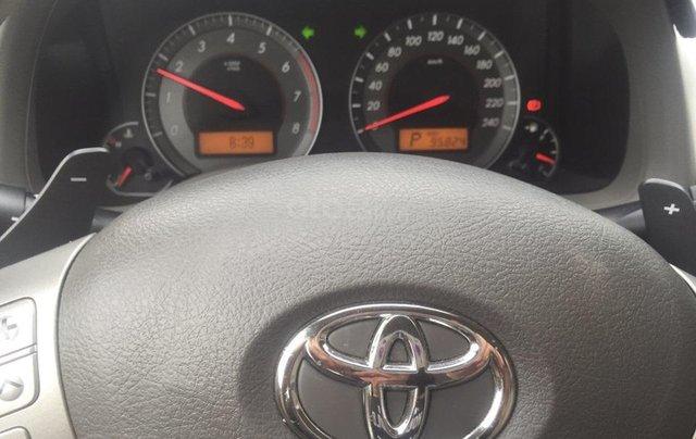 Toyota Corolla altis 2.0 đời 2009. Màu bạc, số tự động, đi 95,000km, xe zin đẹp có đầy đủ chức năng6