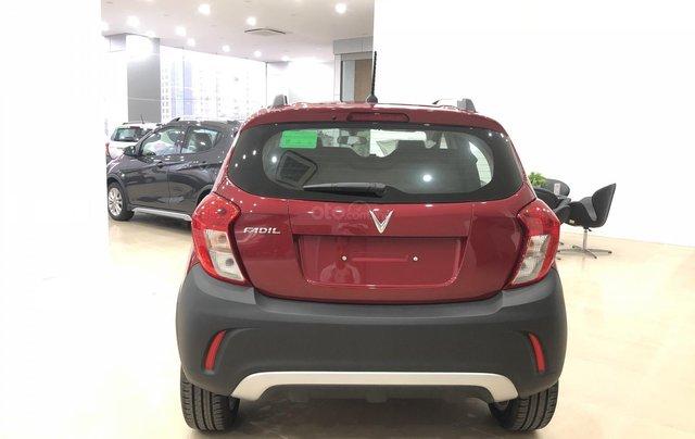 Bán gấp chiếc xe  VinFast Fadil tiêu chuẩn năm 2019, màu đỏ - Giá cạnh tranh - Giao nhanh toàn quốc2